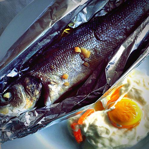Lunch Fish Food Touparachefdoanocj