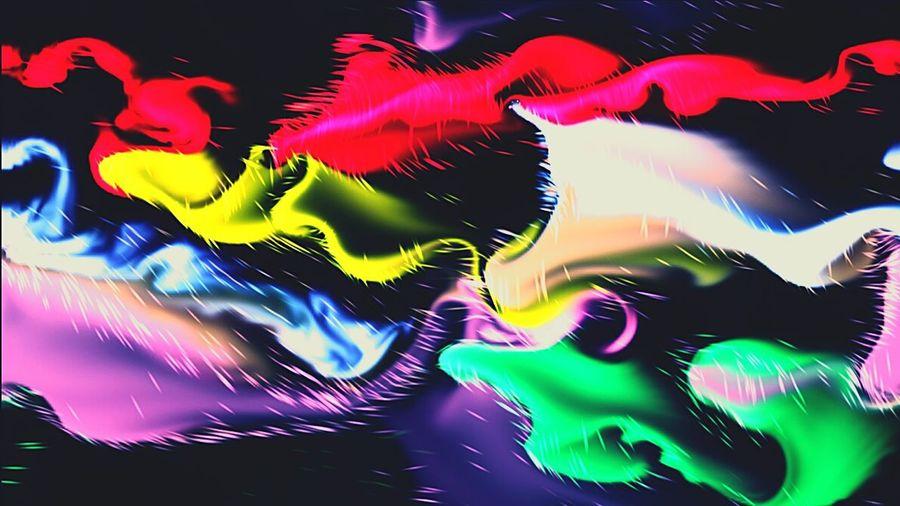 CGI Computer Art With Finger Smart Phone A Moment In Time Captured Soul. Flights Of Fancy Make It Yourself Artphoto Coloursplash Colourstagram DIY Stuff