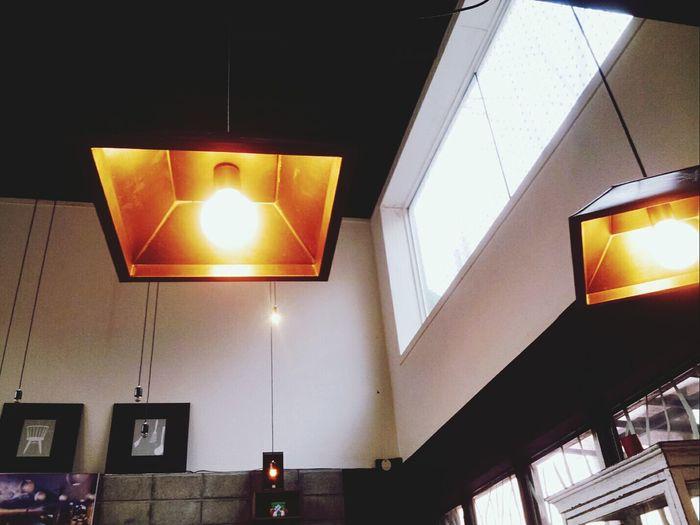 조명 천장 레스토랑 Light