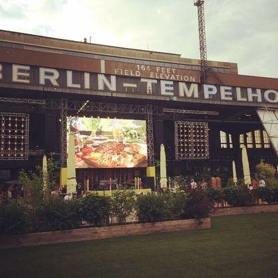 Berlin-Tempelhof. #bbb #bbb2014 #berlin #design #fashion