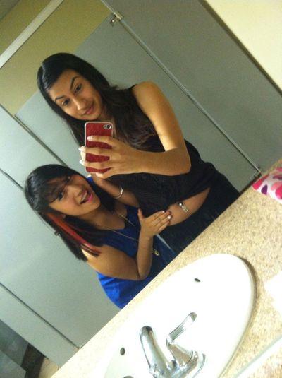 #Tbt Me & Alejandraa