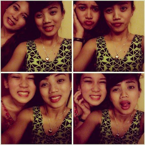 I miss this crazy girl. :( PeroAtikRa