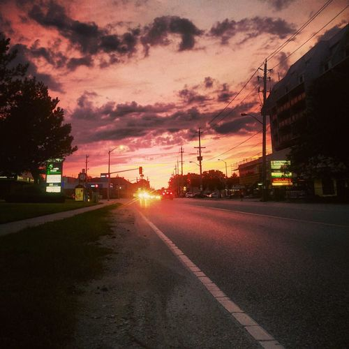 G~Sunsets Street Sniping Fire In The Sky Gcamm