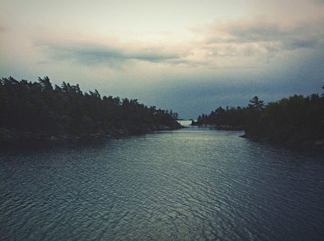 Parrysound Lake