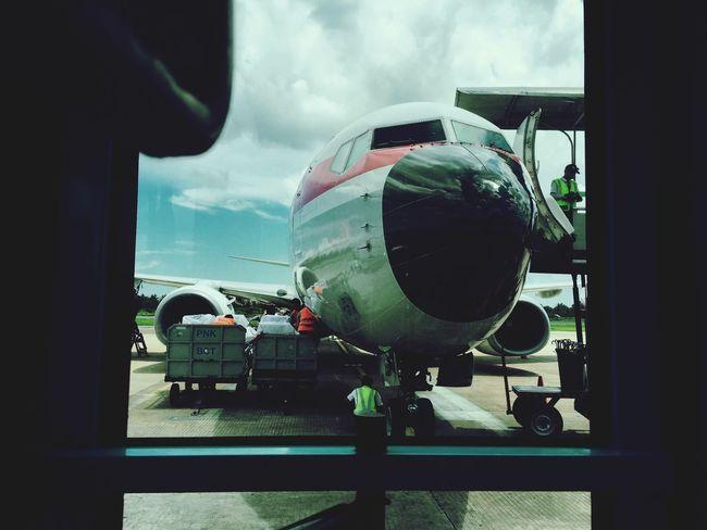 """black noise"" Garuda Indonesia INDONESIA Aviation"