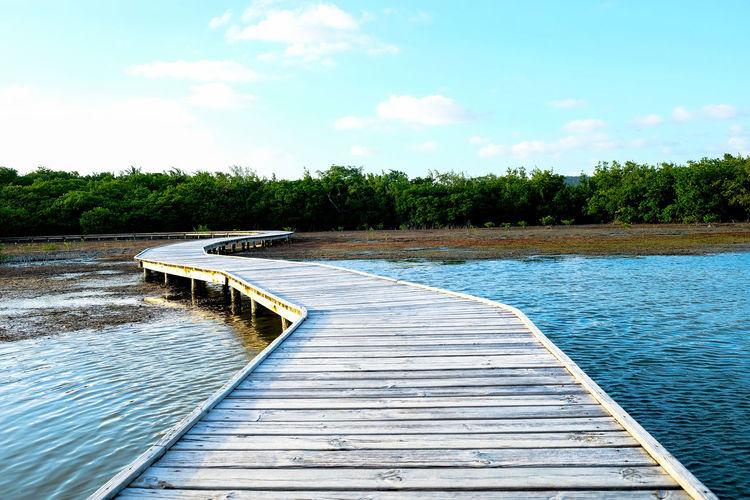 Pathway Lake