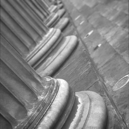 The Week On EyeEm Walker Art Gallery Blackandwhite Ampetheatre Column Liverpool Been There. Stories From The City