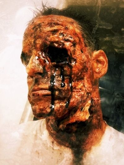 Halloween Selfportrait Horror Horrorclub