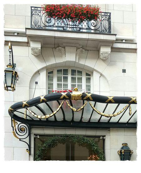Paris, France  Hotel Luxe