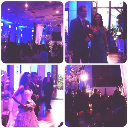 Casamento chorante!!! Isaacenana