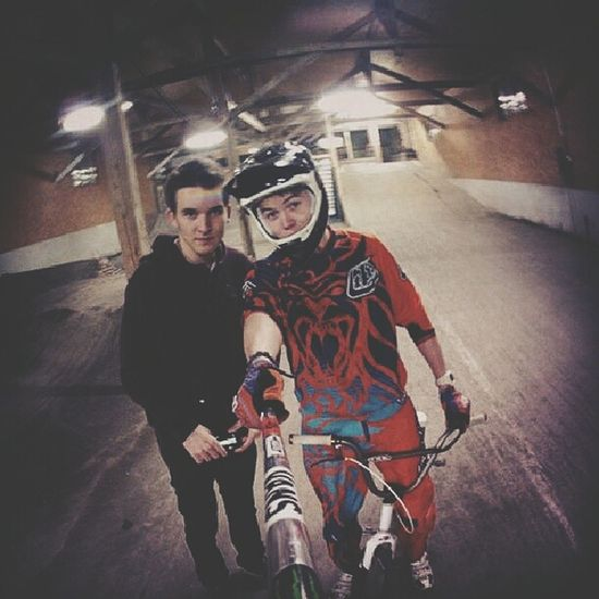 nice Bike ride BRO Enjoying Life Bike Boys Selfie