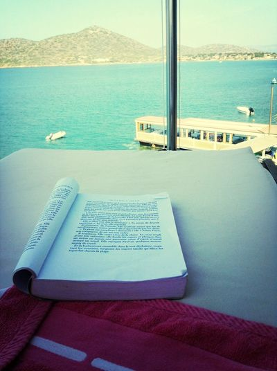 Summer ☀ Life Is A Beach Reading A Book Toi Et Moi à Jamais