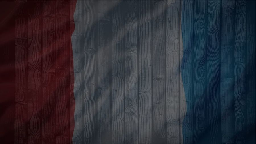 france flag on wood texture background Advertising Independence President Constitution France Flag Rippled Ruffled Symbolic  Wood Texture Background