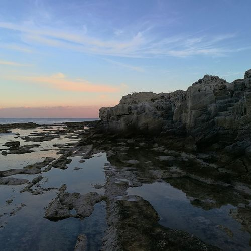 Rhodos sunset