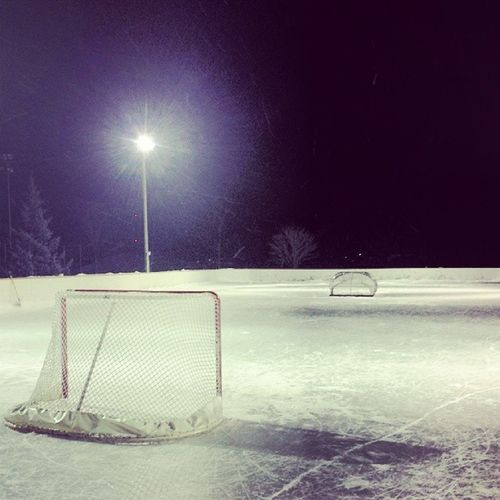 Second home. Odr Ottawa Ontario Canada snowing