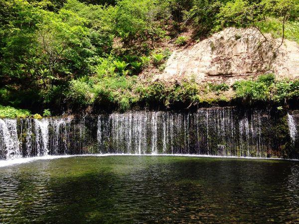 Water Falls Nature Karuizawa,Japan