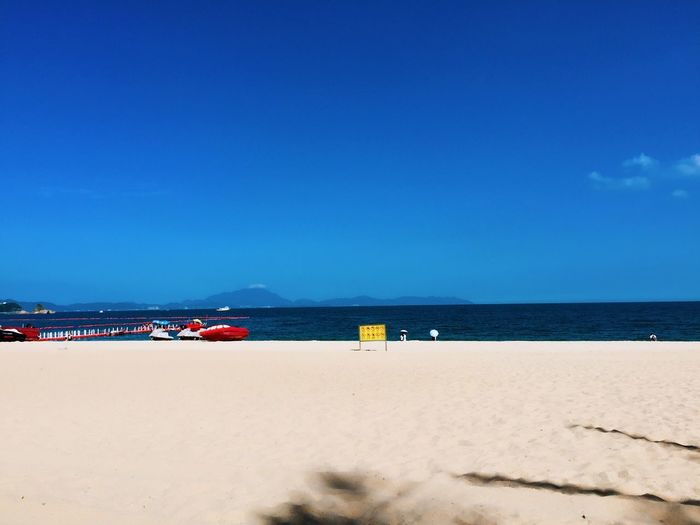 43 Golden Moments 午后的沙滩