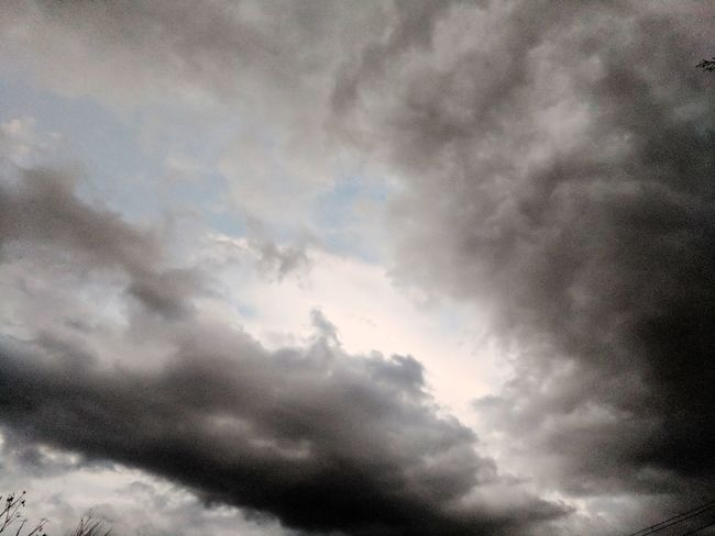 """""""darkness taking the last of the light"""" Cloud - Sky Backgrounds No People Storm Textured  Nature Outdoors Sky Only Beauty In Nature Sky"""