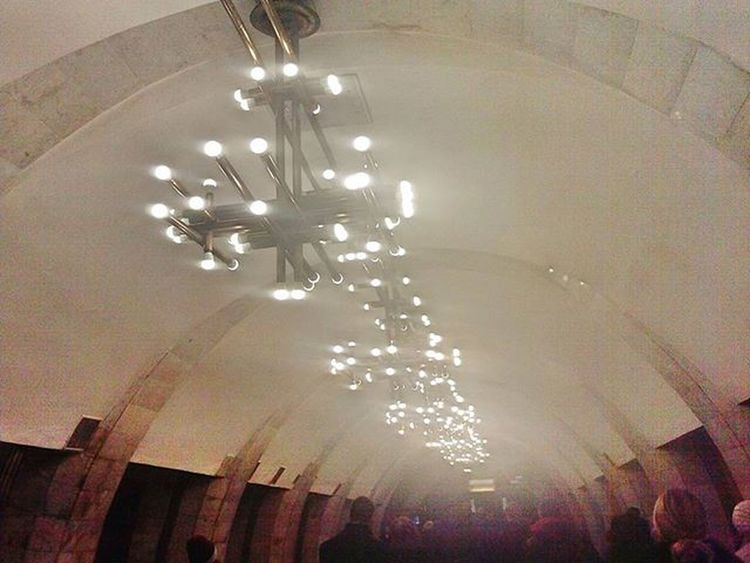 Kievgram Kiev Underground Metro Instakiev Kievgram Arhitecture Design Details метрополитен метрокиїв либідська Urban City