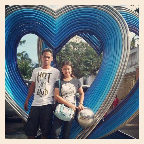 Sundate! Love Blueheart Posesainitngaraw !