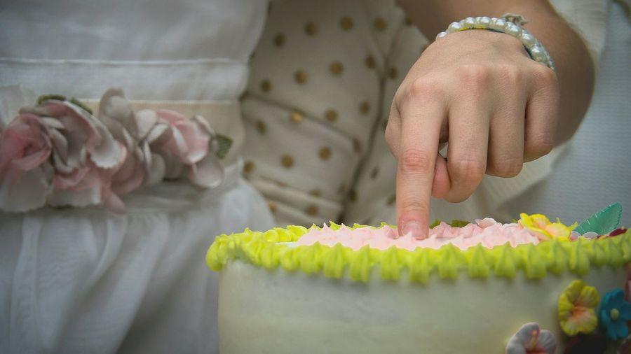 Torta Cake Primacomunione Comunione FirstCommunion Dessert Curiosità Di Bimba Curiosity Festa Party