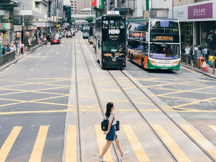 Snapshot on Hong Kong Tramways. Hk Hkig Hong Kong Hong Kong Tramways HongKong Street Street Photography Streetphotography Tram Tramway