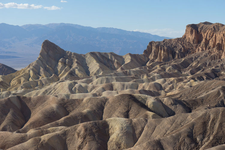 Day Fossil Landscape Mountain Outdoors Scenics Travel Destinations Desert Death Valley