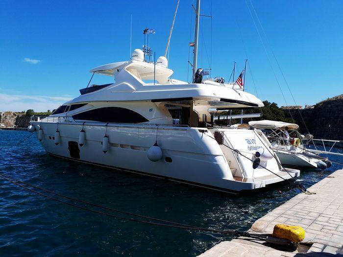 Sea Water boat Harbor Sky Yacht Yachting Samsung Galaxy S7 Edge Foto