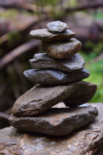 stone Tower 7 Balance Close-up Cultures Day Heap Japanese Garden Nature No People Outdoors Relaxation Stack Stapled Stones Tower Zen-like