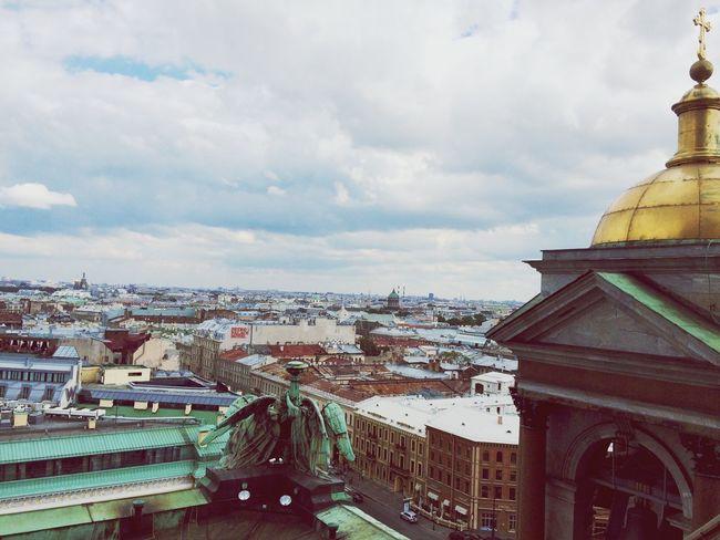 In Russia , Achitecture , City