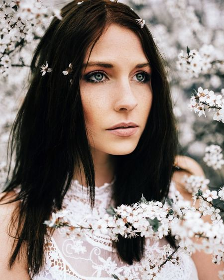 - Lea - The Portraitist - 2016 EyeEm Awards Spring Springtime Natural Light Portrait Flowers The Great Outdoors - 2016 EyeEm Awards Portrait Portrait Of A Woman Portraits Woman Bokeh EyeEm Best Edits Color Portrait EyeEm Best Shots Beautiful White Color Blooming Berlin Check This Out Taking Photos Bestoftheday Girl Capture Tomorrow