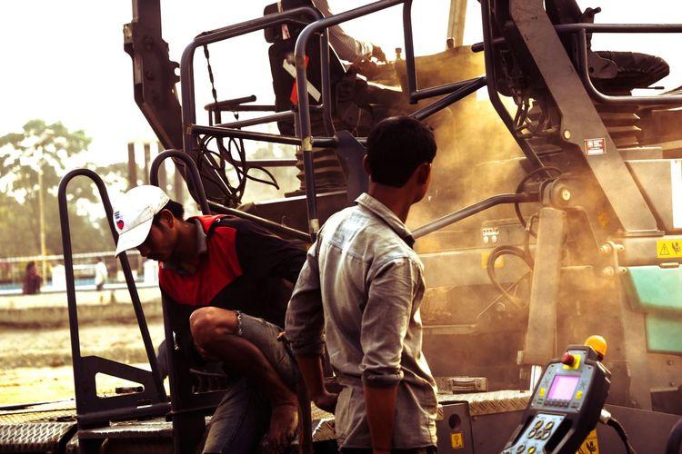 Worker Heavy