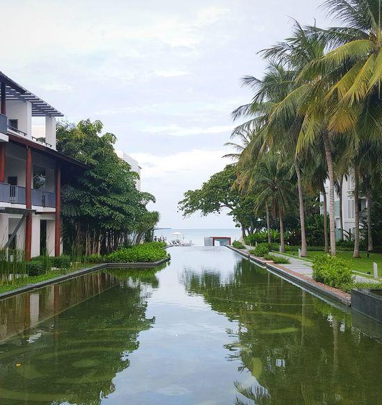 Veranda Resort And Spa Bangkok Thailand. Hotel View Weekendtrip @Huain Mobile Photography Enjoying Life Beautiful Place Colorful Day EyeEm Thailand Myeyemsnap
