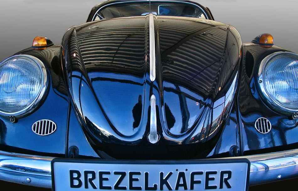 VW VW Beetle VW Käfer Mode Of Transport Oldtimer Transportation