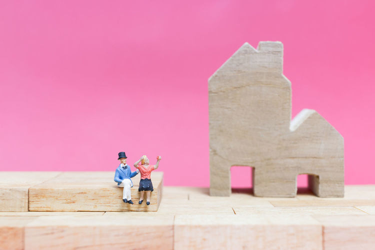 Architecture Business Concept Couple Estate Family Figure Figures Happiness Happy Home House Housing Investment Loan  Love Man Miniature Model Mortgage New People person Property Real Small Sweet Tiny Valentine Wedding Woman Wooden