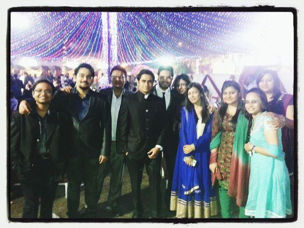 Friends4Evaa Marriageweek Indianstyle