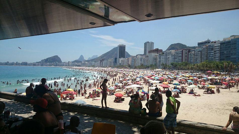 LeMe Copa Errejota  Sun Beach Pictures Copacabana Riodejaneiro