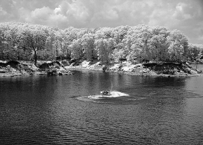 Salamonie 2 Infrared Landscape Country Fun Black & White Photography First Eyem Photo Shades Of Grey Creative Light And Shadow EyeEm Best Shots Painting With A Camera