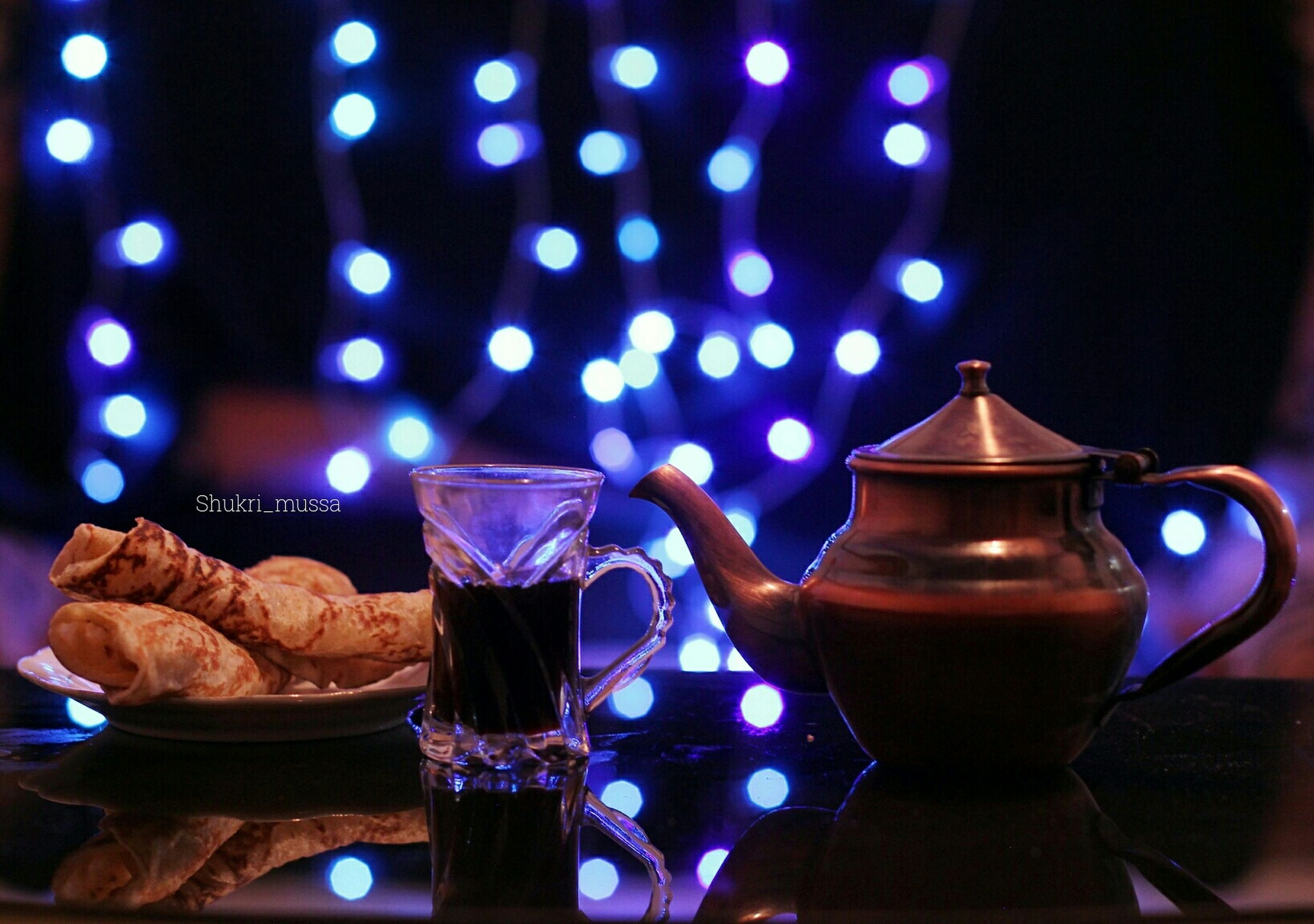 food and drink, indoors, drink, refreshment, candle, table, still life, sweet food, freshness, illuminated, indulgence, close-up, drinking glass, focus on foreground, dessert, unhealthy eating, food, burning, ready-to-eat, flame