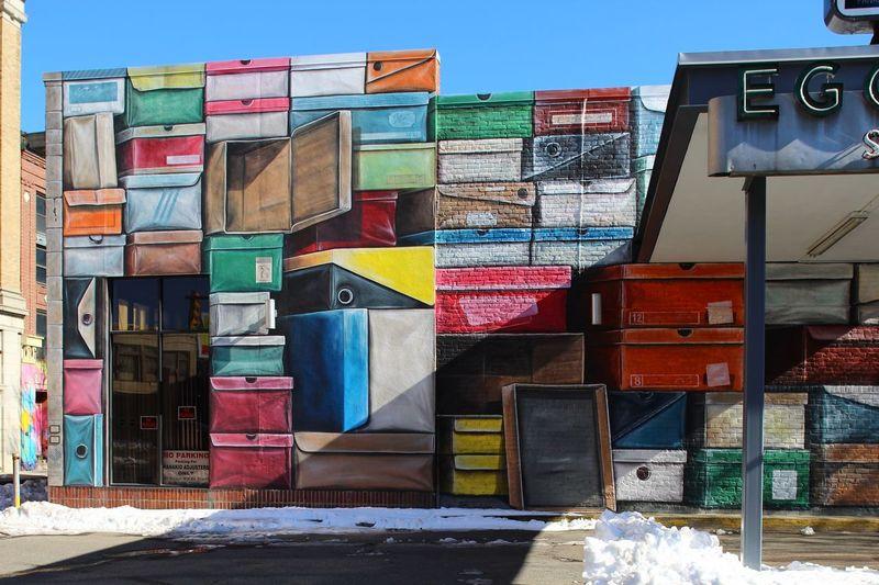 Mural Art Urban Art, Public Art Building Exterior Built Structure Architecture Day No People City