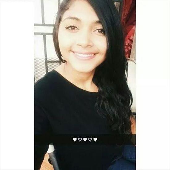 Natural Girl Curl Hair Selfie ✌ Snapchat ♥♥