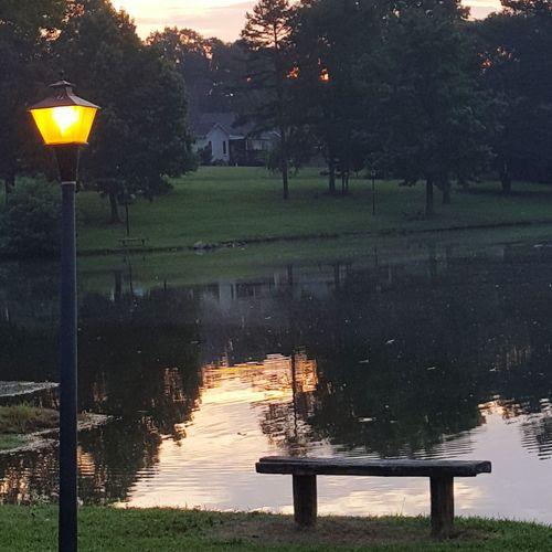 A place to reflect... Water Lake Reflection Sky Tranquil Scene Calm Idyllic Reflection Lake Tranquility Lakeside
