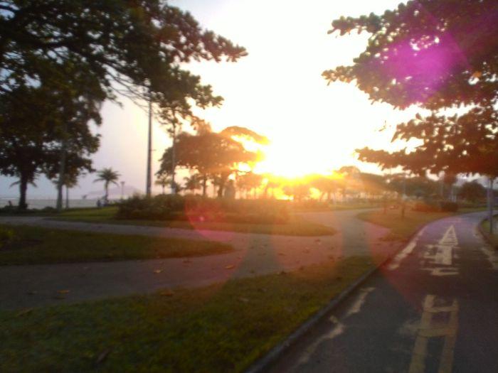Nofilters #naturebeautiful #amazing Nofilter#noedit Santoscity Santos013 Beachphotography Sunset #sun #clouds #skylovers #sky #nature #beautifulinnature #naturalbeauty #photography #landscape