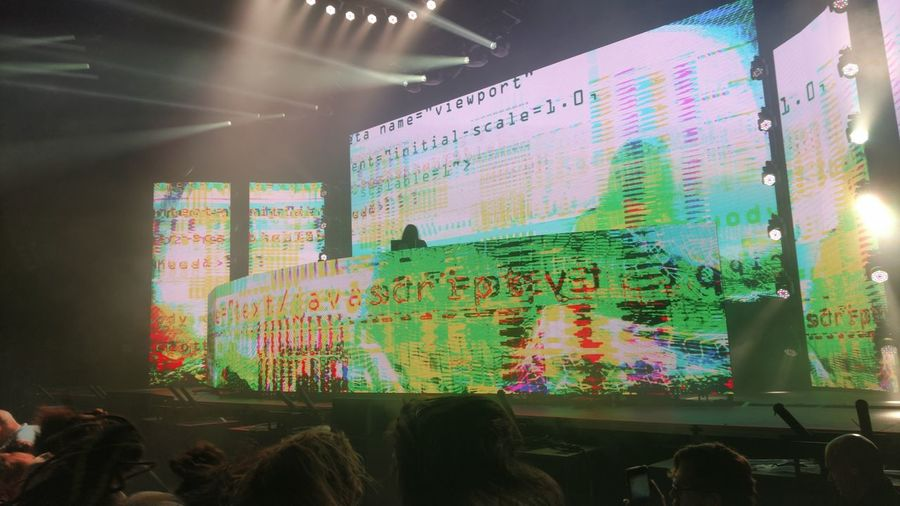 Mid Adult Multi Colored Technology Illuminated Indoors  Stage - Performance Space People Day Bassnectar Adults Only Adult Dj Real People Music Bass Lazer Rave Lazers Bassnectar Concert Ravechasers Laser Full Frame Popular Music Concert Large Group Of People Crowd