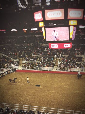 2015 San Antonio Rodeo. Texas San Antonio Rodeo Cowboys