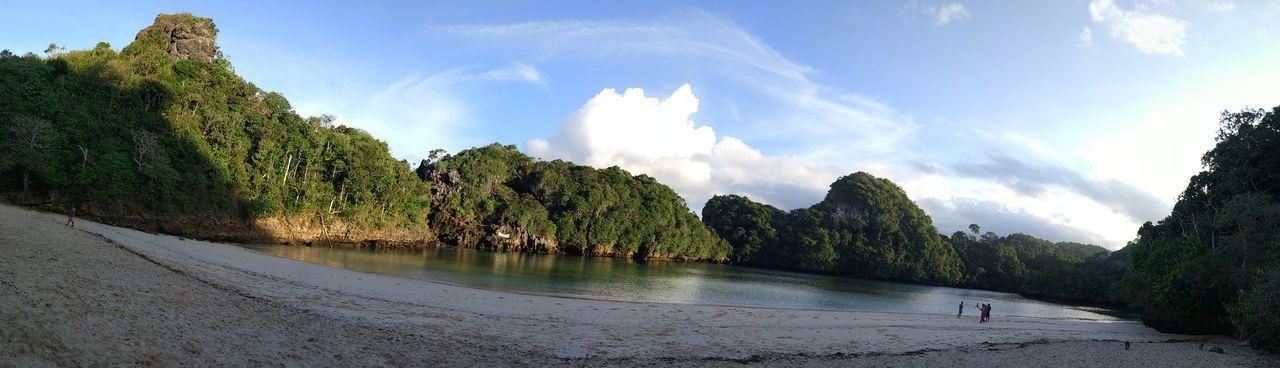 Sempu Malang INDONESIA Segara Anak Lake