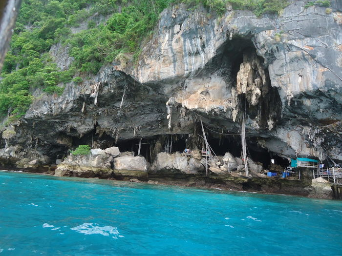 Cave Cliff Rock
