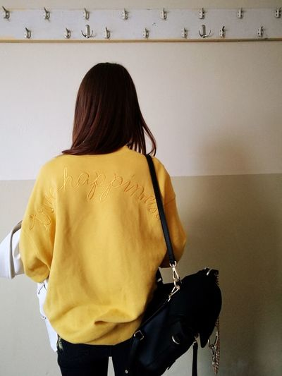 One Person Only Women Yellow The Week On EyeEm Paint The Town Yellow 100 Shades Of Yellow EyeEmNewHere in Novi Pazar Serbia Fashion Stories