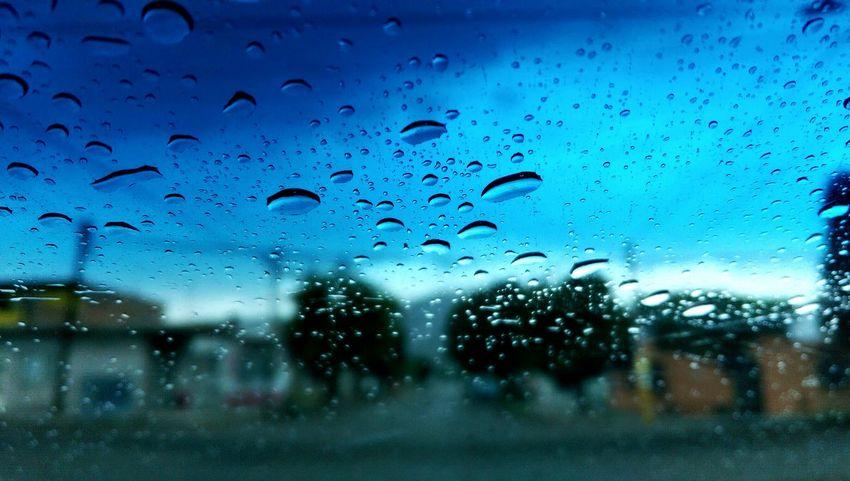 The rain is wonderful!! Sky Rain Clouds Taking Photos Torreón Coahuila, México