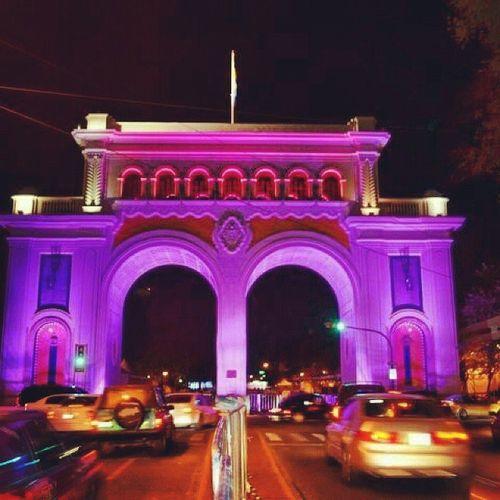 En los Arcos av. Vallarta Gdlnights ;)